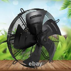 Industrial Ventilation Extractor Axial Exhaust Commercial Fan 1400 RPM UK