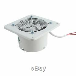 Industrial Ventilation Extractor Metal Axial Exhaust Commercial Air Blower Fan#
