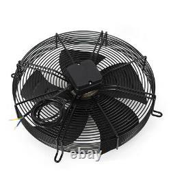 Industrial Ventilation Extractor Metal Axial Exhaust Commercial Axial Fan 250W