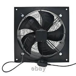 Industrial Ventilation Extractor Metal Exhaust Fan Air Blower Fan Speed Control