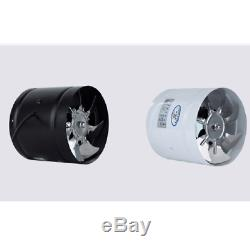 Inline Exhaust Fan 6 150mm 40w Air Vent Duct Extractor Fan Ventilation