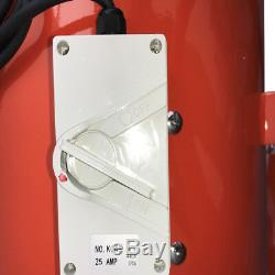 NEW Portable Ventilator Axial Blower Workshop Extractor Industrial Fan 10/12/16