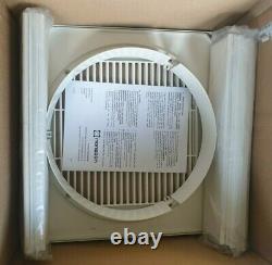 National Ventilation MON23A Monsoon 225mm AutoShutter Extractor Fan + controller