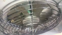 NuAire Ventilation Extraction Axial Fan Terminator TRAS35041 HVAC Extractor