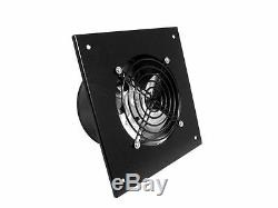 OV1 Industrial Wall Fan Extractor Metal Axial Ventilation 150 200 250 315 mm