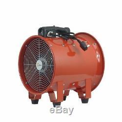 Olympus JetFlow OLY-C30/110 Dust / Fume Extractor Ventilator Fan 300mm 110V50Hz