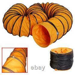 PVC flexible ducting portable ventilator extractor hose heavy duty x 10M Length