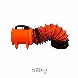 Portable Ventilator Axial Blower Workshop Extractor Fan