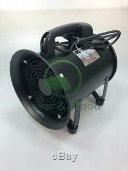 Portable Ventilator Axial Blower Workshop Extractor Fan 8/10/12/14/16/18