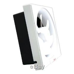 Powerful Low Noise Ventilation Extractor Exhaust Fans With Shutter 6 &8 inches