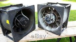 RAM EFi50XX air fume hazardous location power fan extractor Ventilator110 volt