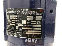 Replacement Woods Extractor Fan motor 0.38kW 1400RPM 4-Pole Ventilator Motor