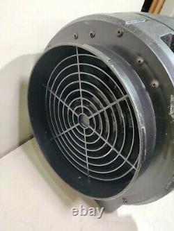 Rhino 110v Fume Extractor Fan 300mm Air 12 Ventilator Spray Booth Blower