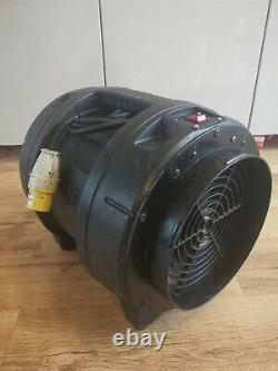 Rhino Power Blower Ventilator Fume Extractor Fan Spray Booth 110v