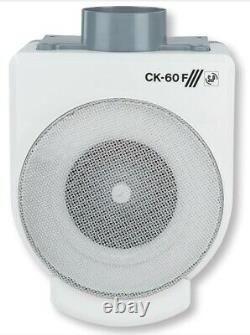 S&P CK Kitchen Extractor fan ventilator 2 speeds anti-grease system 625 m3/h