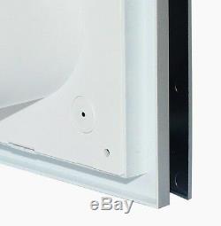 S&P Silent Design EXTRA QUIET Bathroom Ventilator Extractor Fan 4 + TIMER