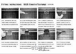 Slate Vent Tile 500 x 250 mm 10K Roof Ventilation For Soil Pipe + Extractor Fans
