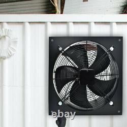 Speed Regulation Industrial Extractor Fan Ventilation Exhaust Air Blower 8-24in