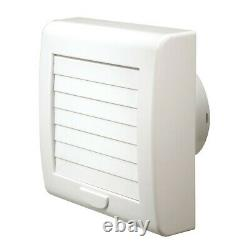 The Spiral aa10g Ventilation Extractor Fan with Automatic Shutter for Hole Di
