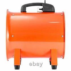 Utility Blower, 12 inch Ventilator Blower, 2800RPM Extractor Fan Blower
