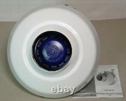 VENTS VK100 Extractor Fan 250m3/hour Hydroponics Ventilation