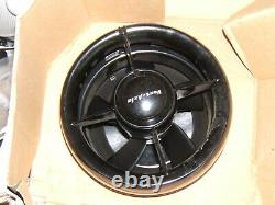 Vent Axia Standard Range S7RF 7 1/2 Roof/Window Black Extractor Fan Mk 1/2 new