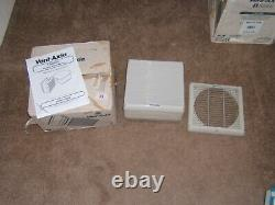Vent Axia T series TX7WW 7 1/2 Window Extractor Fan MK2 New 2nds & tested