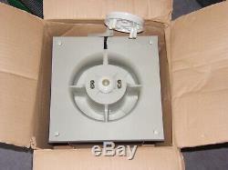 Vent Axia Universal Range U6WL 6 Wall Extractor Fan, Tundra, new & tested
