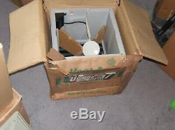 Vent Axia Universal Range U7WL 7 1/2 Wall Extractor Fan, Tundra, new & tested