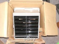 Vent Axia Universal Range U7WL 7 1/2 Wall Extractor Fan, Tundra, new & tested