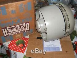 Vent Axia Universal Range U9WW 9 Window Extractor Fan, Tundra, New 2nds