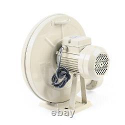 Ventilation Extractor Exhaust Air Blower Fan Dust Smoke Exhaust Machine 550w