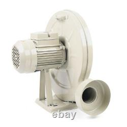 Ventilation Extractor Exhaust Air Blower Fan Dust Smoke Exhaust Machine 550w