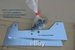 Ventilator Fan Motor fan for Extractor hood Air and air 1700m3/h