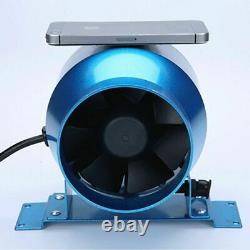 Ventilator Speed Duct Fan Garden Farmland Window Airflow Boost Extractor