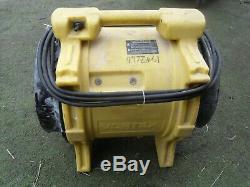 Vortex 300mm 110v Fume Extractor fan air mover ventilator spray booth blower
